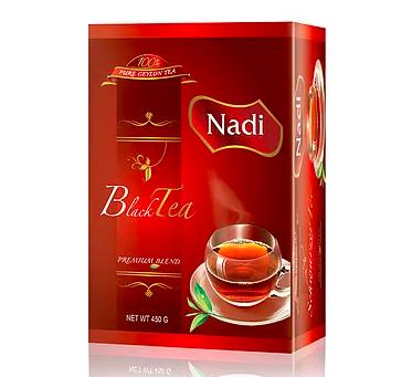 Nadi Black Tea, lose - 450 gr.