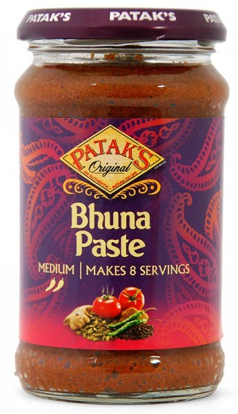 Pataks Bhuna Currypaste 283gr.