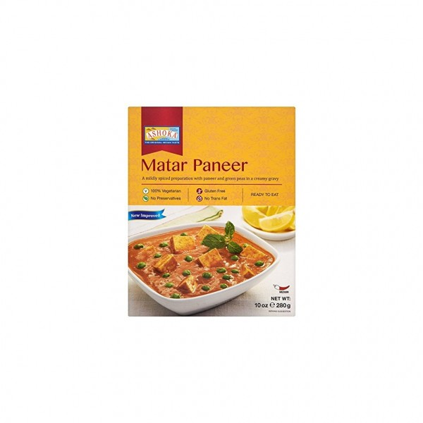 Matar Paneer - Ready to Eat
