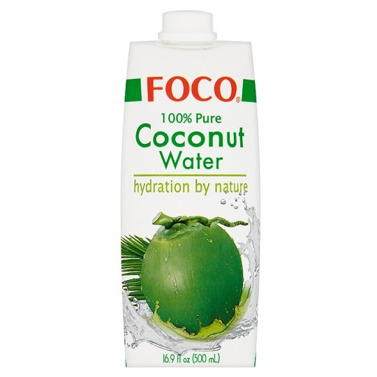 Foco Coconut Water - Kokoßnusswasser 500ml