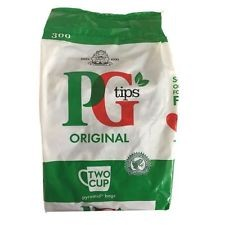 PG Tips Schwarz Tee - Black Tea bags - 300 Beutel - 750 gr
