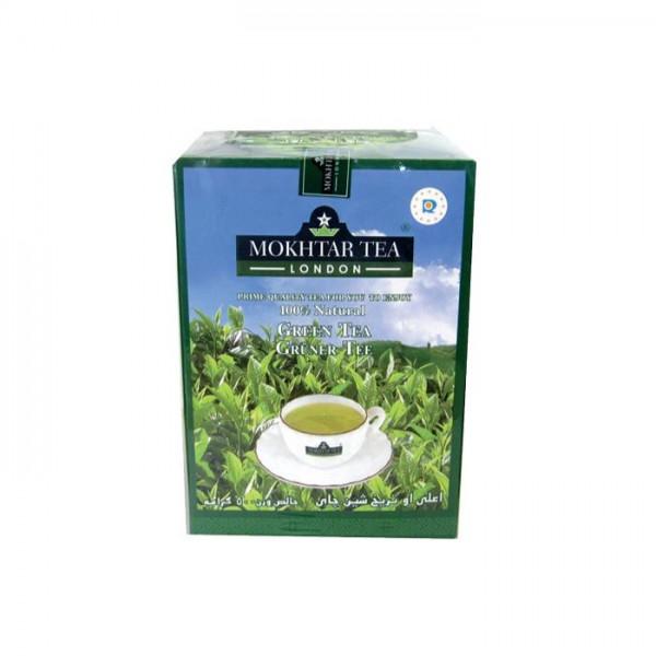 Mokhtari Tea - Grüner Tee