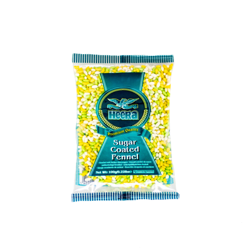 Sugar Coated Fennel Seeds - kandierte Fenchelsmen