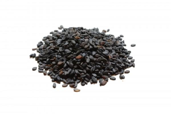 Black Sesam Seeds 100g( Sesamsamen schwarz)