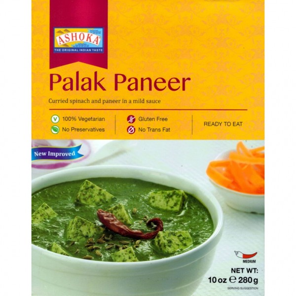 Palak Paneer - Ready to Eat