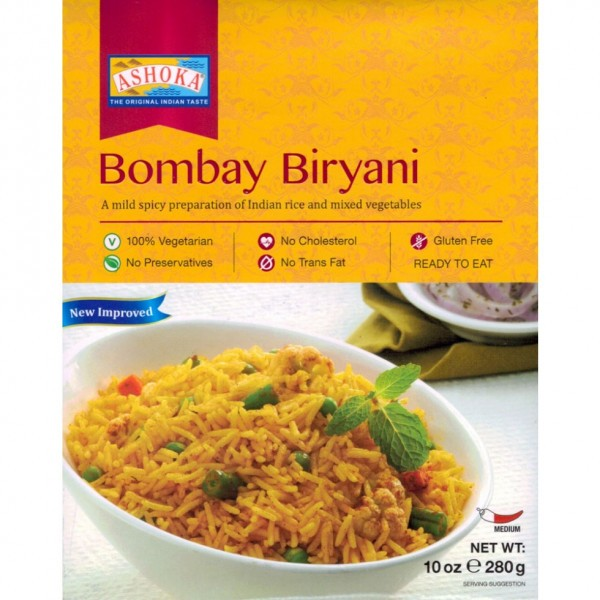 Bombay Biryani - Ready to Eat