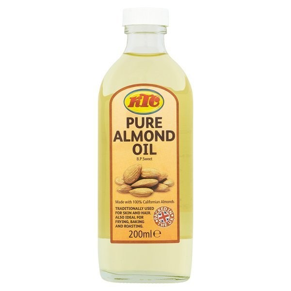 KTC Almond Oil 200ml - Mandelöl