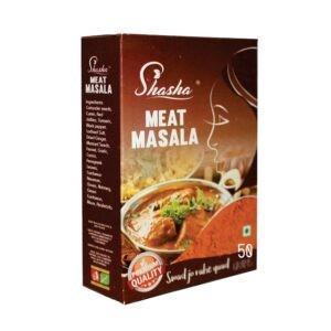 "Pansari ""Shasha"" - Meat Masala 50gr."
