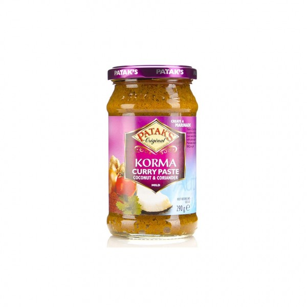 Korma Curry Paste - Mild