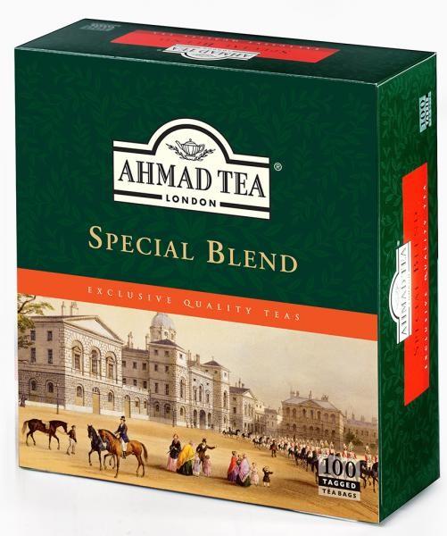 Ahmad Special Blend - 100 Teebeutel