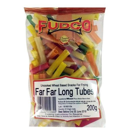 Far Far Long Tubes