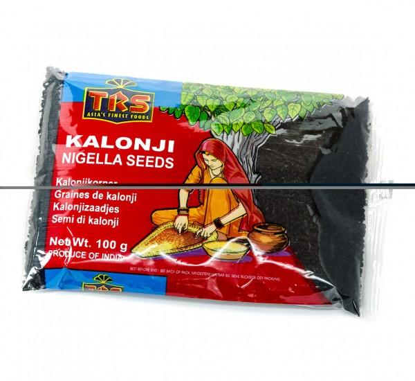 Schwarzer Zwiebelsamen 100g (Kalonji)