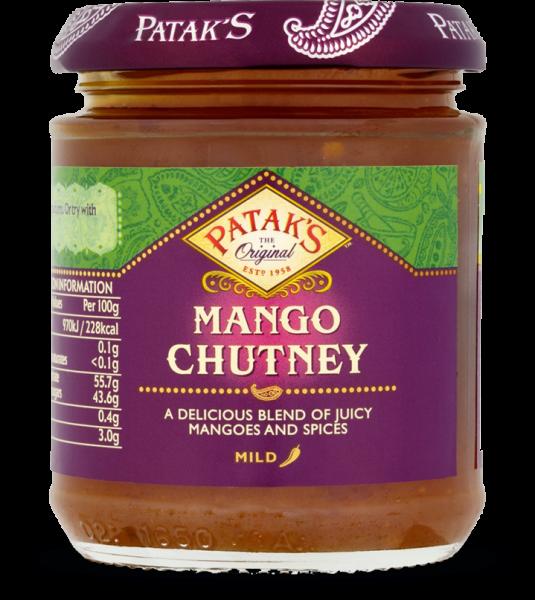 Mango Chutney - mild