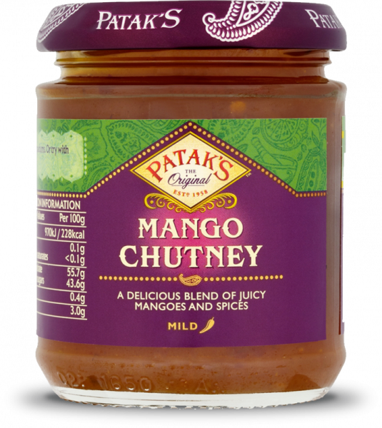 Mango Chutney - scharf