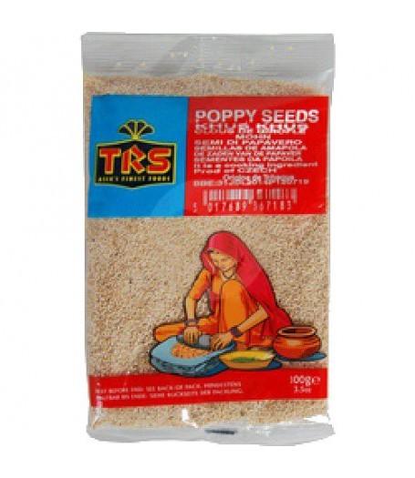 Poppy Seeds - Khus Khus 100g (Mohnsamen)