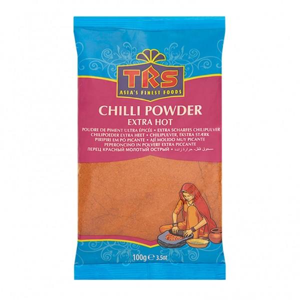 Extra Chilli Hot Powder 100gr.