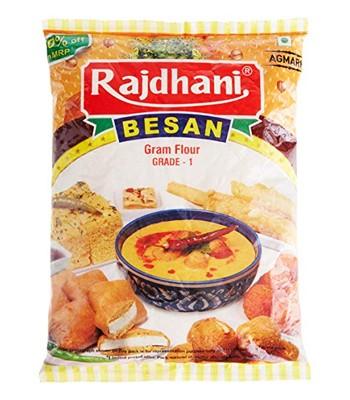 Rajdhani - Kichererbsenmehl - Besan 1kg