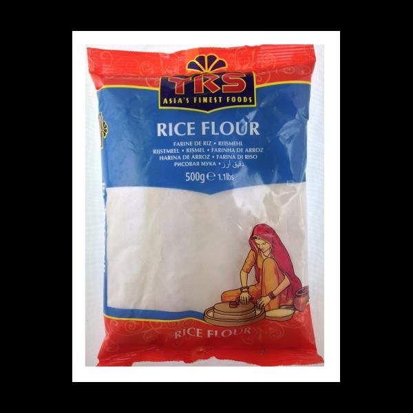 TRS Rice Flour (Reismehl) - 500gr.