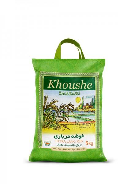 Khoushe Darbari -Langkorn Reis - 5Kg
