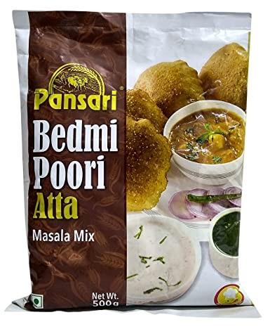 Bedmi Poori Atta - Fertigmehlmischung - 500 gr.