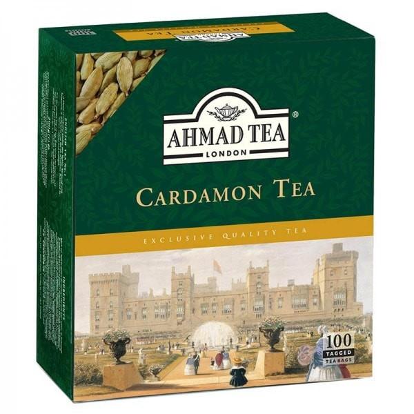 Ahmad Cardamom Tea - 100 Teebeutel