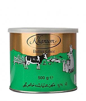 Khanum Ghee- Butterschmalz
