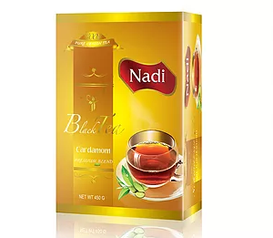 Nadi Black Tea - Kardamon