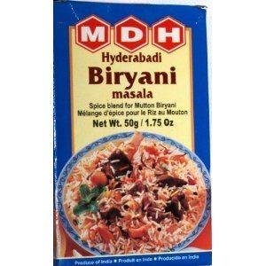 MDH Hyderabadi Biryani Pulao 100g