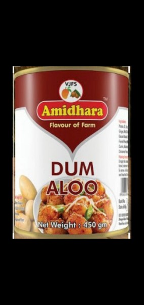 Ready to Eat - Dum Aloo
