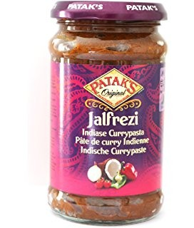 Jalfrezi Curry Paste - Süße Paprika & Kokosnuss