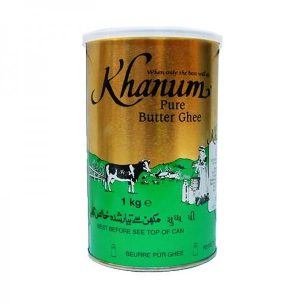 Khanum Ghee- Butterschmalz 1Kg