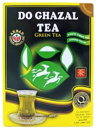 Do Gazhal Green Tea