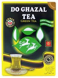 Do Gazhal Green Tea - 100 Teebeutel