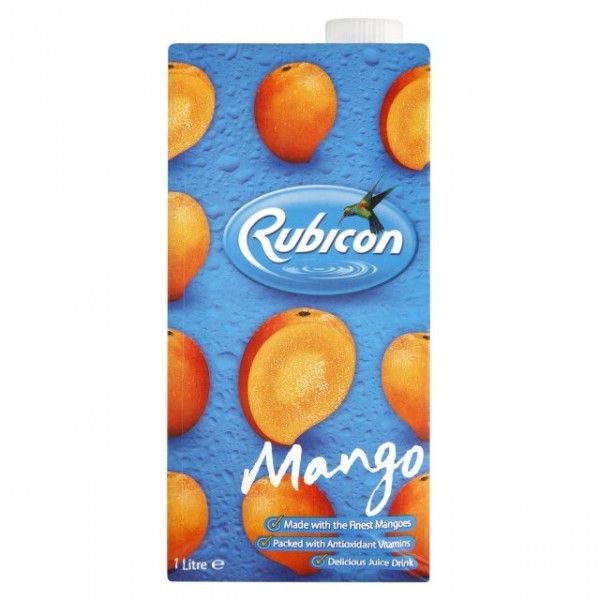 Rubicon Mango Saft 1L