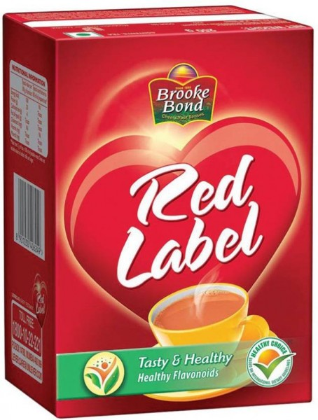 Red Label Tea - Schwarzer Tee lose -250 gr
