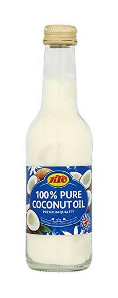 KTC Coconut Oil 250 ml - Kokosnussöl