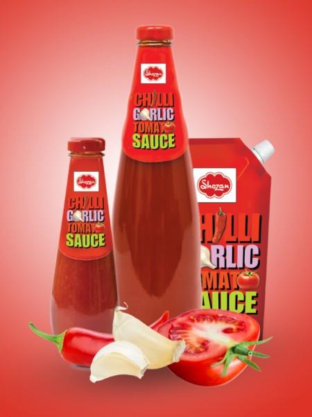 Ginger Garlic Chilli Tomato Sauce 310gr.